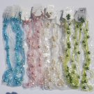 Wholesale Fashion Jewelry Pearl / Seed Bead Necklace & Earring Sets - Lot of 12 / 3 piece Sets #9!