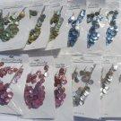Wholesale Fashion Jewelry Abalone Multi Layer Bib Necklace & Earring Sets-Lot of 12/ 3 pc. Sets #10!