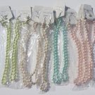 Wholesale Fashion Jewelry Faux Pearl Necklace & Earring Sets - Lot of 12 / 3 piece Sets #14!
