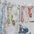 Wholesale Fashion Jewelry Variety Necklace & Earring Sets - Lot of 12 / 3 piece Sets #16!