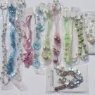 Wholesale Fashion Jewelry Variety Necklace & Earring Sets - Lot of 12 / 3 piece Sets #19!