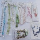 Wholesale Fashion Jewelry Variety Necklace & Earring Sets - Lot of 12 / 3 piece Sets #24!