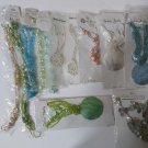 Wholesale Fashion Jewelry Variety Necklace & Earring Sets - Lot of 12 / 3 piece Sets #25!