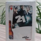 Budweiser '21 Make It Count' Playing Cards - Sealed!