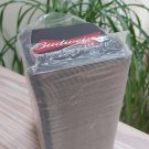 Budweiser 'The Great American Lager' Beer Bar Pulpboard Coasters - Lot of 124 pieces!