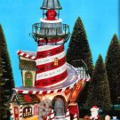 Department 56 Storybook Village Rudolph's Red Nosed Lighthouse Model #13202 - NIB!