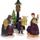 Dept. 56 'Two Turtle Doves' #2 - The 12 Days of Dickens Village Series Set of 4!