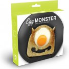 Genuine Fred and Friends EGG MONSTER Bread Cutter!