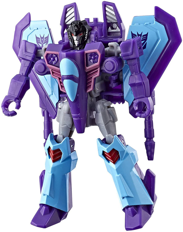 Transformers Cyberverse Scout Class Slipstream Sonic Swirl #E2327 - NEW!