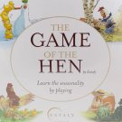 The Game of Hen by Eataly ~ Learn The Seasonality By Playing ~ Italian by Lo Scarabeo - SEALED!
