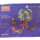 Quincrafts Sand Creations Create a 3-Dimensional Rain Forest with Endangered Species!