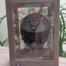 Kurt Adler 2018 U.S. Air Force Flight Helmet Christmas Ornament!
