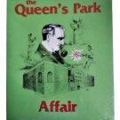 The Queen's Park Affair Sherlock Holmes Consulting Detective Game by Sleuth Publications, LTD-SEALED
