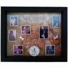 Dave Matthews Band DMB Big Whiskey and the GrooGrux King Framed Shadowbox Memorabilia 2010 Tour!