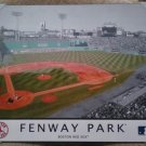 """Boston Red Sox Fenway Park Gameday Print Laminated Wall Plaque - 15"""" x 19"""" - NEW!"""