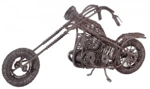 Wound Wire - Model Motorcycle