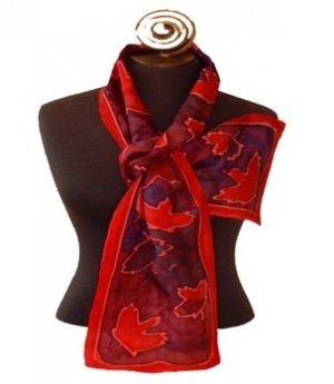 Maple Leaf Design Neckerchief #103