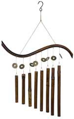 VERY DECORATIVE -BAMBOO CHIMES