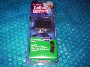 Sanyo Startac  Cellular Battery       stk#(498)