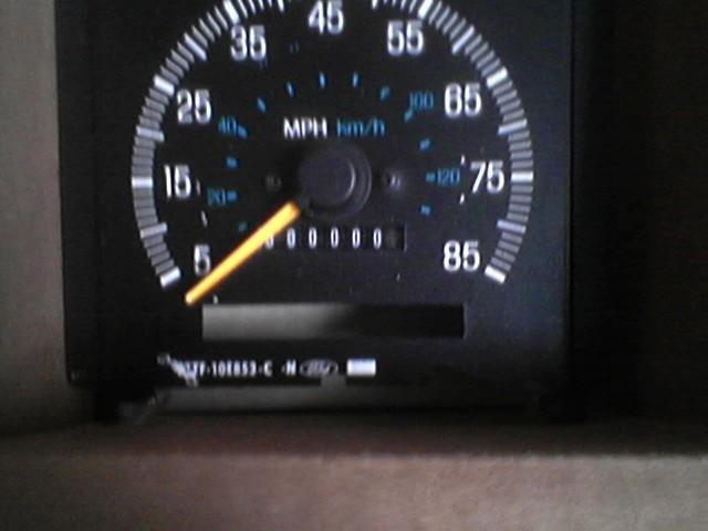 speedometer Ford 1988 taurus/sable  (24)