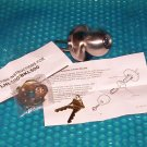 PUSH BAR  ENTRY BALL KNOB TRIM  COMMERCIAL  BKL-500     (202)