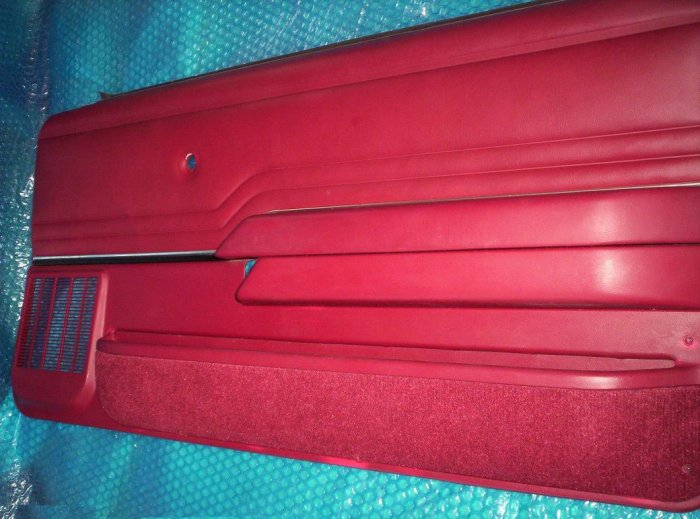 Passanger side Interior Door Panel Ford Tempo  94 (R8)