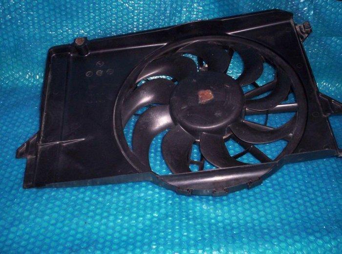Ford Tempo 94 Radiator Fan Shroud Assy (754)