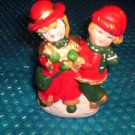 CHRISTMAS      FIGURINE                          (195)
