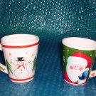 CHRISTMAS COFFEE MUGS     stk#(769)