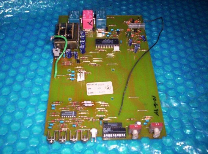 STANLEY CONTROL BOARD 3300 (368)