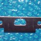 """COMMERCIAL STEEL DOOR Strike Plate 1 1/4"""" X 4 7/8"""" (883)"""