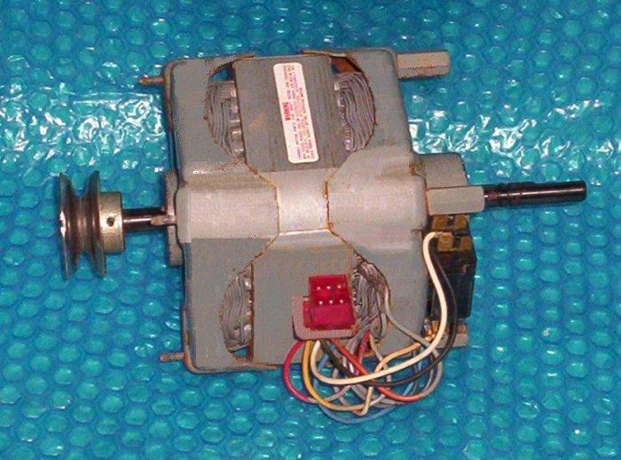 Frigidaire Washer Motor  WC-3M-L*1      (887)