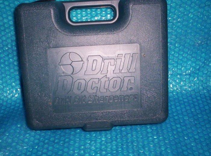 Drill Doctor Bit Sharpener Tool case  (1004)
