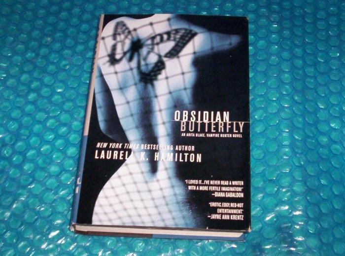 OBSIDIAN BUTTERFLY   (1021)