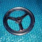 """8"""" V Belt  MOTOR PULLEY  1/2"""" hub (818)"""