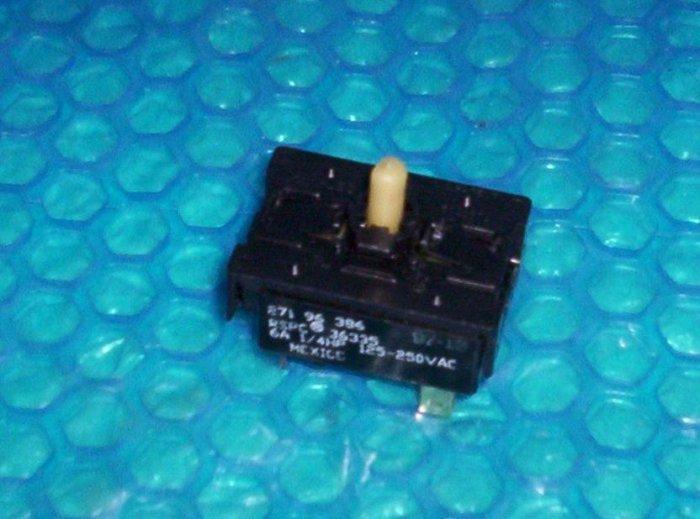 Amana Washer  Water Temp. Switch RSPC 36335 stk#(1254)