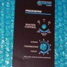 FEDDERS MDL A2Q10F2A-M Control Panel Face Plate  ES-0413  stk#(89)