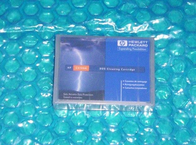 Hewlett Packard DDS HP 4mm Cleaning Tape Cartridge C5709A  stk#(1314)