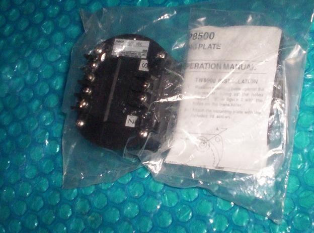 Wilkerson Instrument  DC INPUT TWO-WIRE TRANSMITTER TW8101 stk#(1316)