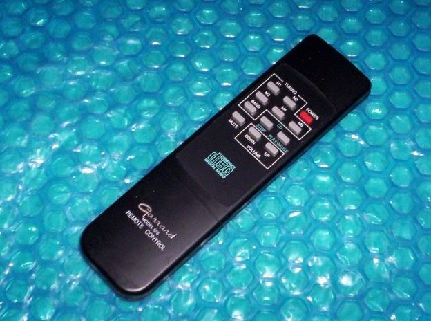 Garrard remote control mdl. 526   stk#(1366)