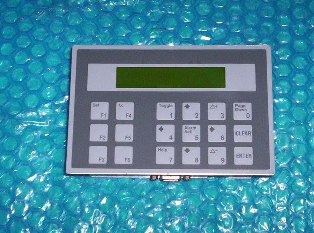 Maple Systems,Operator Interface Terminal, Micro Oit , Alphanumeric OIT # OIT3160-A00 Stk#(1380)