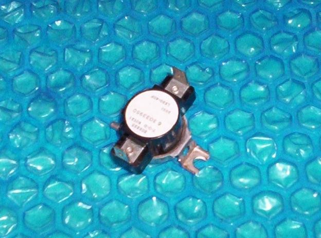 Maytag High Limit Thermostat 202225 303395 Stk 1694
