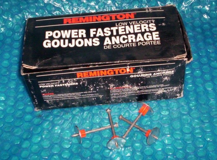 Remington Power Fasteners  SPW300       stk#(1748)
