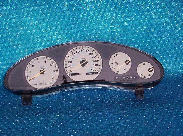 Dodge Intrepid 1993 Speedometer Instrument Cluster  stk#(1850)