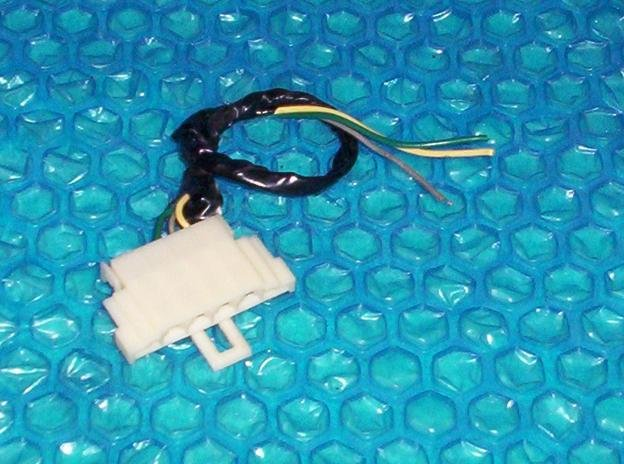 GM Dash Light Rheostat PLUG  Delco-Remy Rheostat 263 stk#(106)