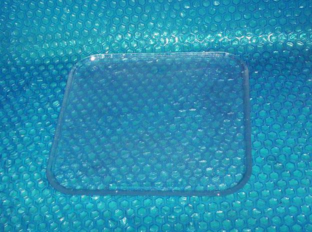 Samsung Microwave Oven Plate    Stk#(1084)