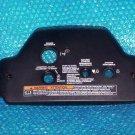 TORO CCR2450 Snow blower Front CONTROL PANEL stk#(2084)