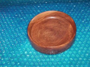 Wooden Candy Dish  stk#(2446)