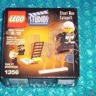 """LEGO  STUNT MAN CATAPULT """" 1356"""" stk#(2500)"""