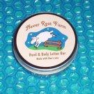 Hand & Body Lotion Bar  w/real Bee's Wax stk#(2508)